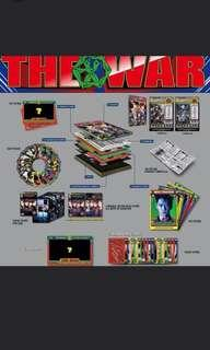 Exo - The War: The Power Of Music Repackage Album