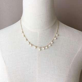 Japan Handmade Fresh Water Pearl Necklace