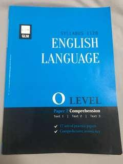 O Level English Comprehension Practice