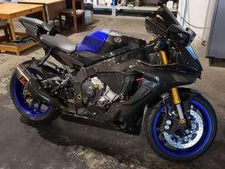 Yamaha R1 2015 Carbon Fibre