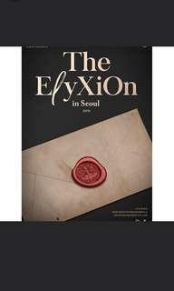 Exo Planet #4 - The Elyxion In Seoul DVD