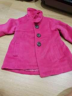 Pumpkin patch coat