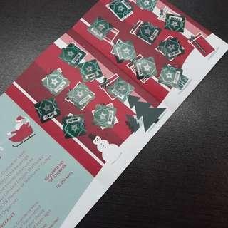 Starbuck Stickers