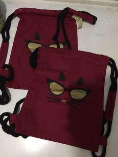denim carrysack