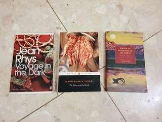 NUS Literature books