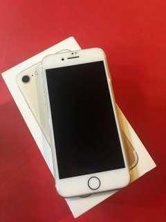 Iphone 7 Gold 32gb MY set