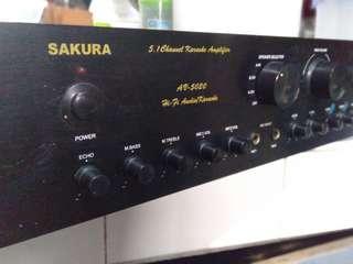 Sakura amplifier