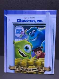 BN Disney monsters book