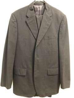 Michelle Rene suit (jacket and pants) / Michelle Rene 男西裝全套