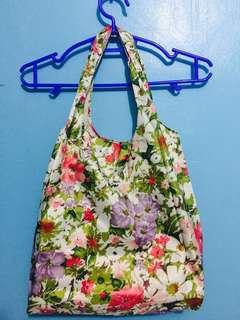 Foldable and Reusable shopping/grocery bag