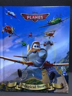 BN Disney planes book