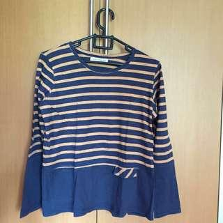 Cottonink Stripe T-Shirt