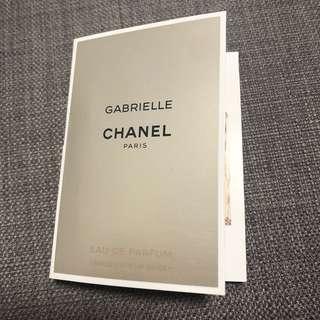 Chanel Gabrielle 香水sample 1.5ml