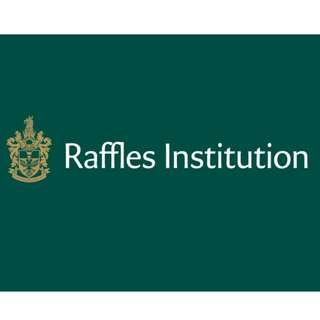 Raffles Graduate offering 1-1/Group Lessons