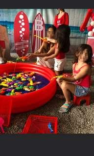 Kids Fishing Activity Game for Rent