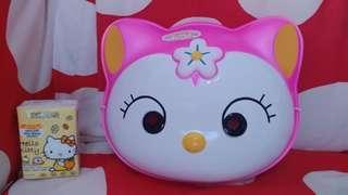 Pink no Corisu 1999年 全新正版 Sanrio 面具 face mask 只有ㄧ個