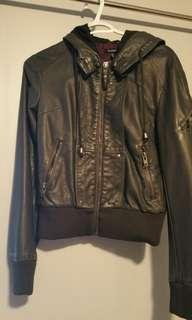 la chateau leather jacket