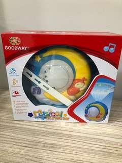 BN baby musical projector