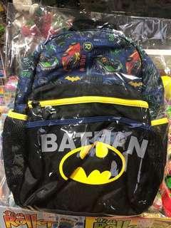 Batman 蝙蝠俠中童背包