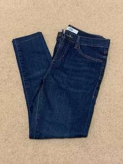 TOPSHOP Leigh jeans W28 brand new