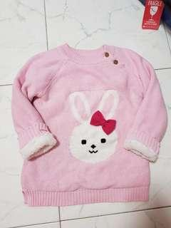 Winter wear for girls (3-5 years old)