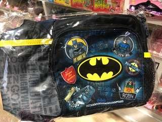 Batman 蝙蝠俠 斜咩袋連水樽位