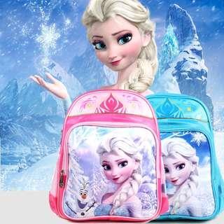 Frozen / Princess School Bag - Suitable for Primary School