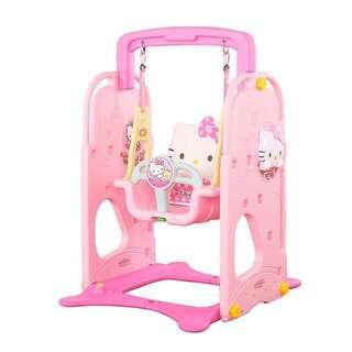 🚚 Hello Kitty Swing