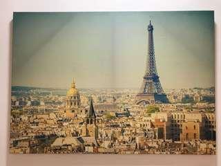 Wall Painting Paris #MY1212