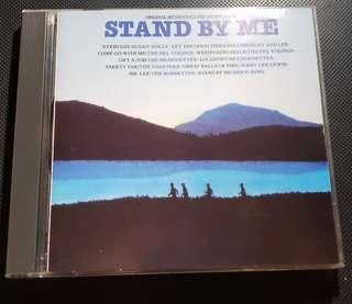 STAND BY ME 電影原聲CD made in japan