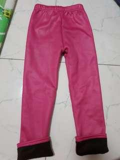Girl's winter pants