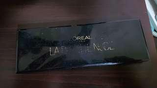巴黎萊雅經典奢華十色眼影盤01玫瑰