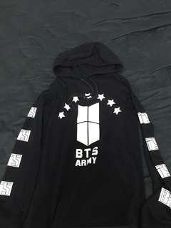 BTS ARMY hoodie