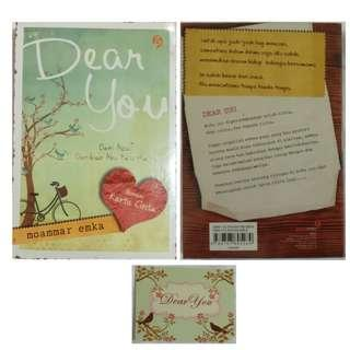 Dear You - Moammar Emka