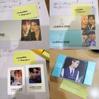 [WTT/WTS] Wanna One Power Of Destiny Photocard / Sleeve / Kihno