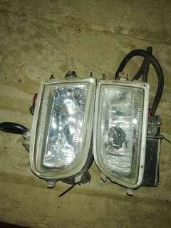 Lampu Vzr Spotlight N15  B14 With Hid
