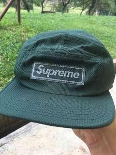 Supreme Pique Camp Cap Hats