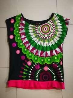 Desigual top and skjrt
