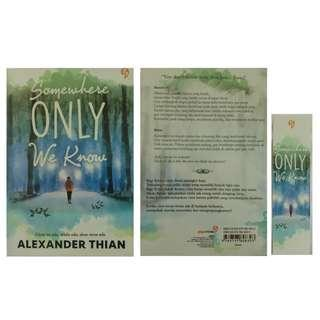 Somewhere Only We Know - Alexander Thian
