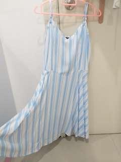 Cotton On Pastel Blue Dress
