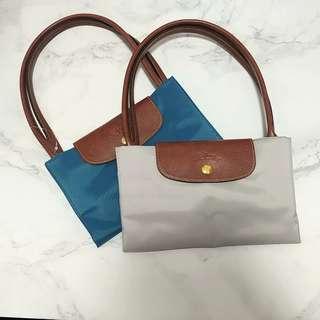 Longchamp Bag   長柄 M size 可放A4 兩色現貨