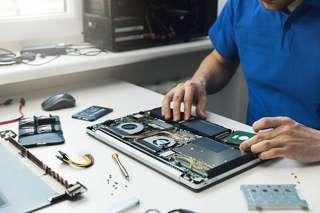 Laptop pc and mobile repairing