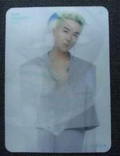 [WTB] Winner Mino Lenticular Card