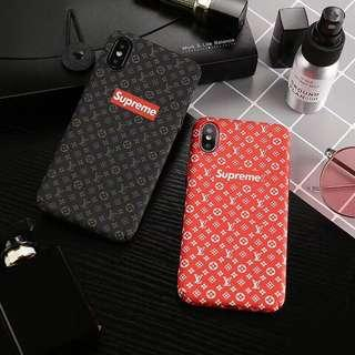(PO) Supreme Hard Cover for iPhone Users😊
