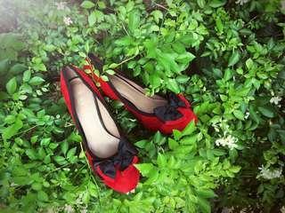 Red heels #MY1212