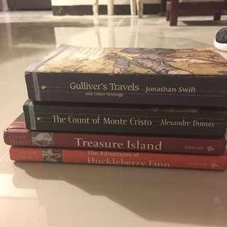ANY BOOK FOR 250 PHP