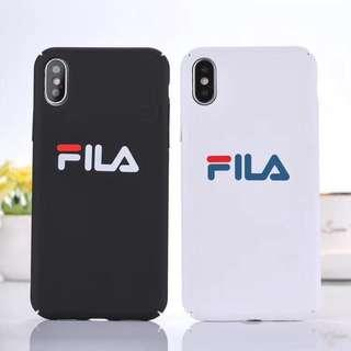 (PO) FILA Hard Casing for iPhone User😊