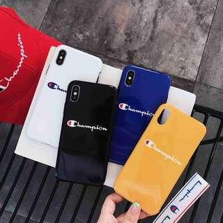 (PO) Champion Protective Casing for iPhone USERS😊🙀