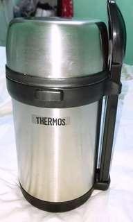 THERMOS insulated food flasks 1.4 litre