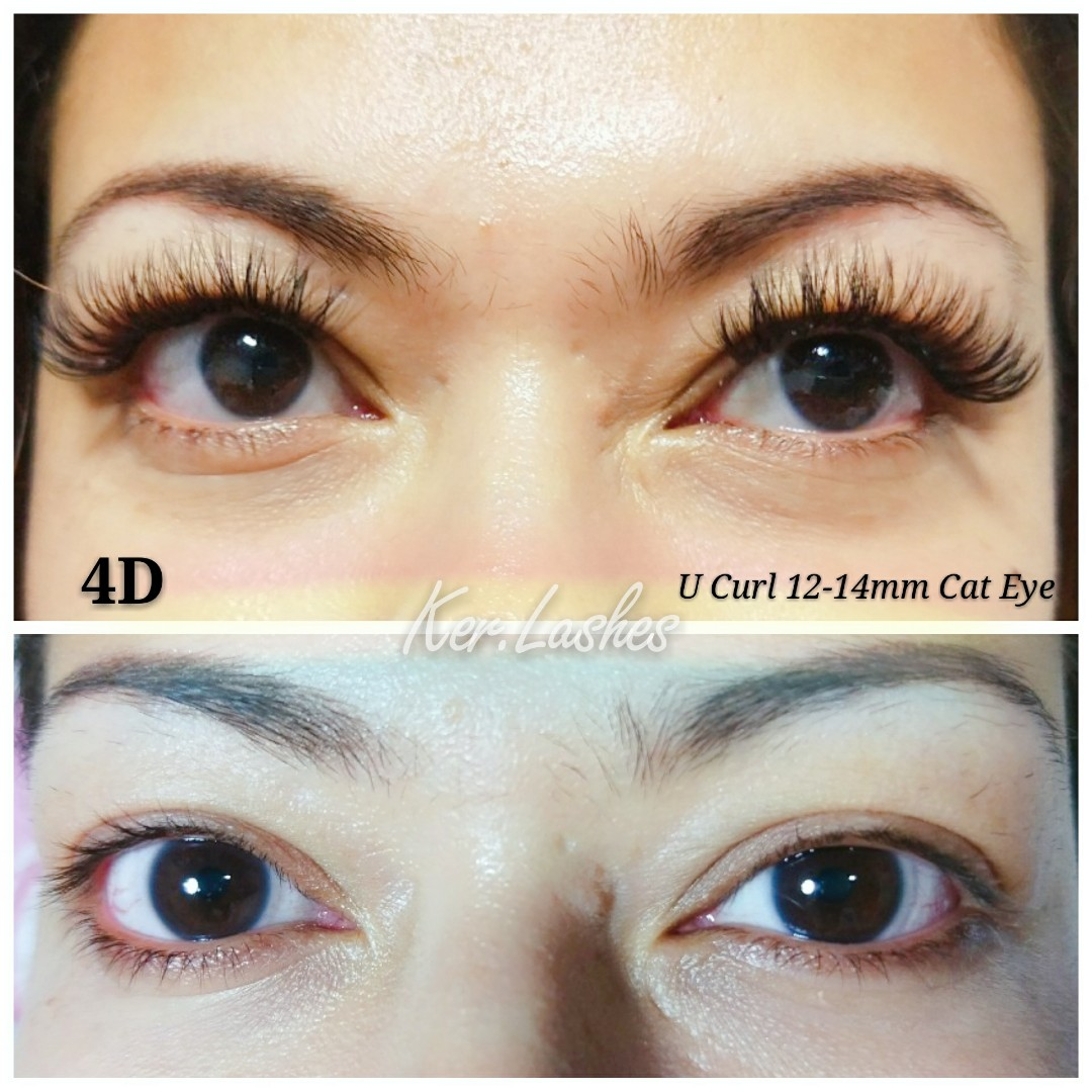 a0475fe7616 4D Lash Extension, Health & Beauty, Makeup on Carousell
